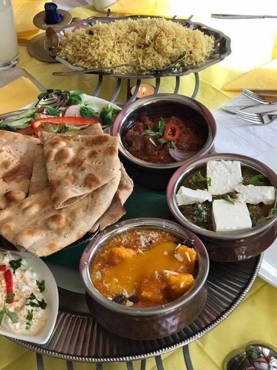 Indisches Restaurant Neumarkt